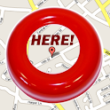 Location Notification logo