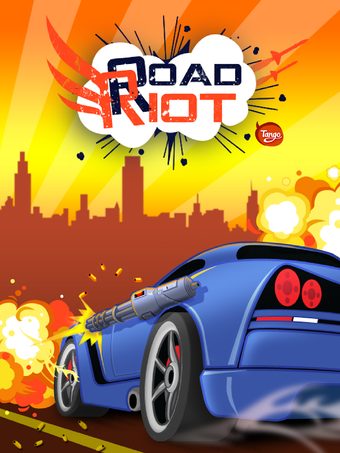 Road Riot For Tango - screenshot