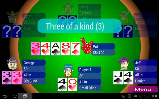 Offline Poker Texas Holdem  screenshots 8