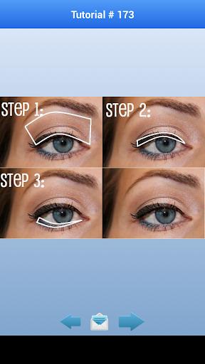免費下載生活APP|Step By Step Eye Makeup Guide app開箱文|APP開箱王