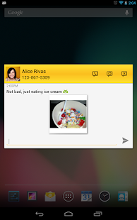 Tablet Talk: SMS & Texting App- screenshot thumbnail