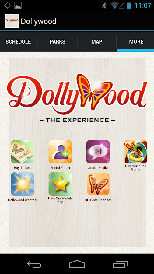 Dollywood - The Experience - screenshot