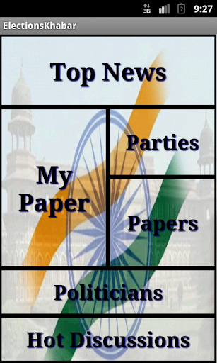 INDIAN ELECTION - 2014