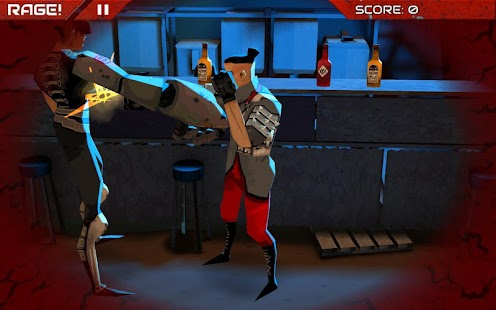 Wasteland Bar Fight- screenshot thumbnail