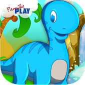 Dino Kindergarten Fun Games