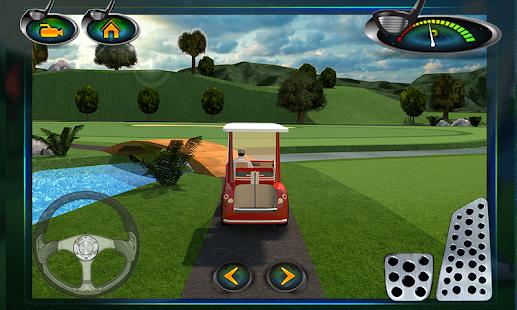 Golf Cart Simulator 3D 2