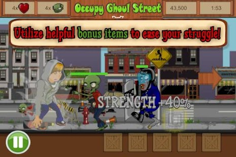 Starving Zombies - screenshot thumbnail