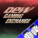 DEW Gaming Exchange logo