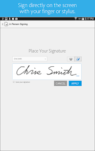 Adobe Sign Screenshot 15