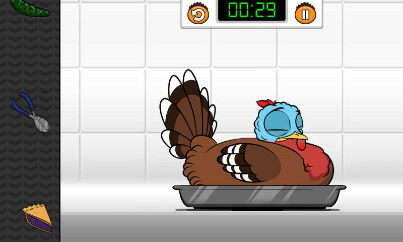 Turkey Stuffin'- screenshot