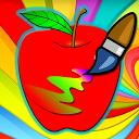 Coloring Fruits & Vegetables APK