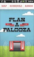 Screenshot of Plan-A-Palooza