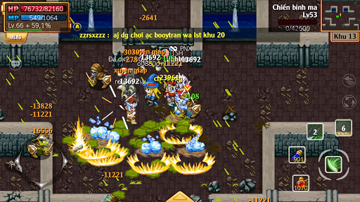 Knight Age 1.6.8 screenshots 3