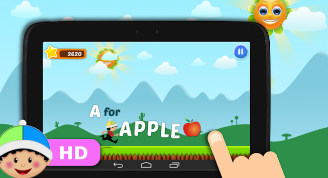 abc běžec kid apk screenshot