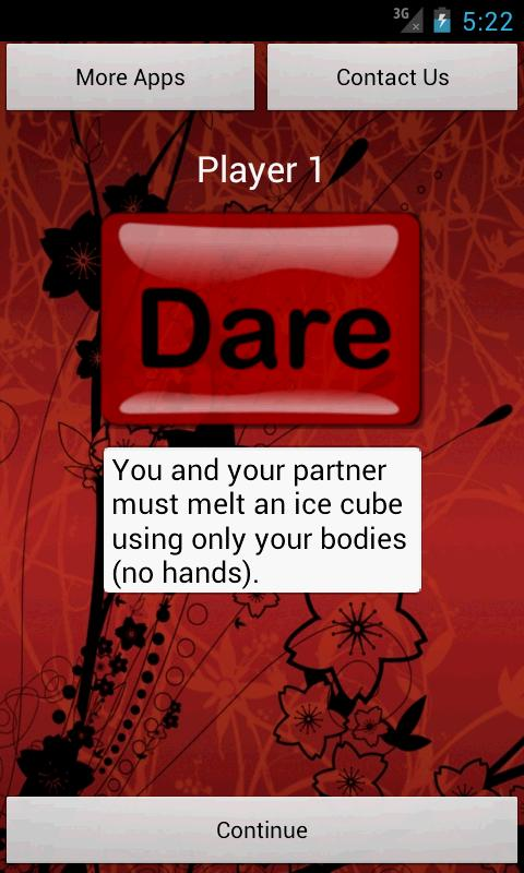 Truth or Dare 18+ - screenshot
