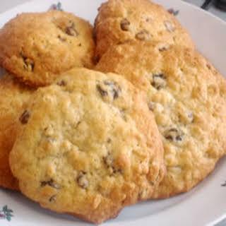 Oatmeal Raisin Cookies III.