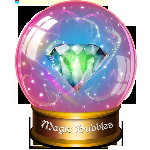 泡 - Magic Bubbles 休閒 App LOGO-硬是要APP