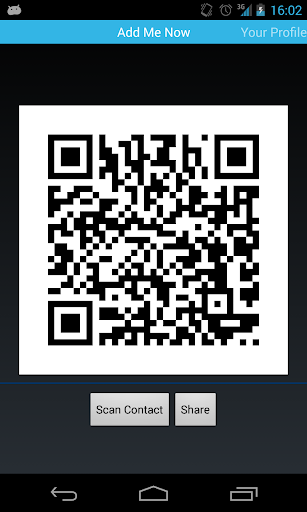 Add Me Now