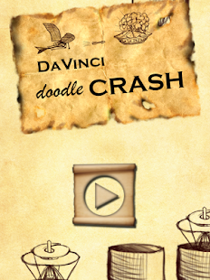 DaVinci Age Doodle Crash- screenshot thumbnail