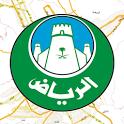 خريطة مدينة الرياض icon