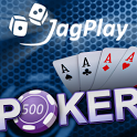 JagPlay Texas Poker icon