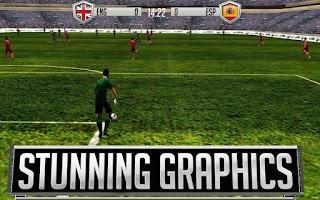 Screenshot of Soccer Cup Star Free