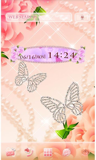 Rose Wallpaper Peach Princess 1.3 Windows u7528 1