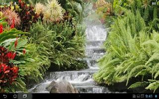 Screenshot of Real Water Falls 3 FREE