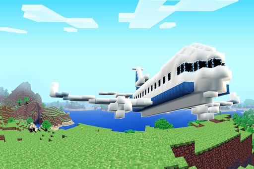 Aircraft Survival Block Planes