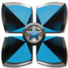 Next Launcher theme Star icon