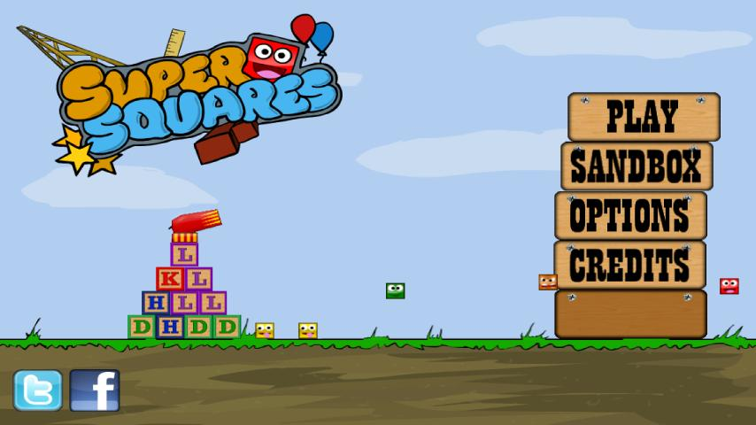 Super-Squares - screenshot