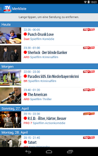 TV Programm TV Pro TV Magazin Screenshot