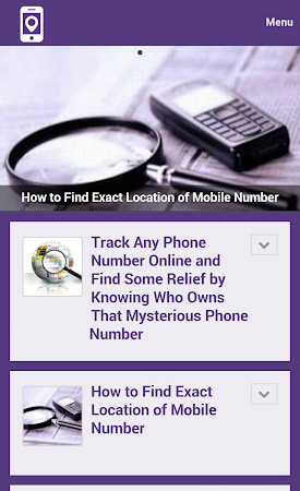 Mobile Number Tracker Tips 1.0 screenshot 9981