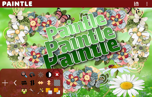 Paintle - Fun Photo Collages- screenshot thumbnail