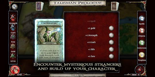 Talisman Prologue Screenshot 6