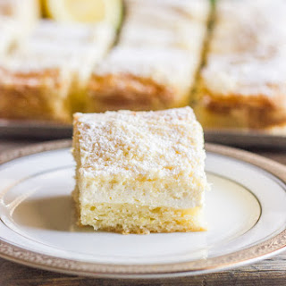 Greek Yogurt Cream Cheese Lemon Coffee Cake.