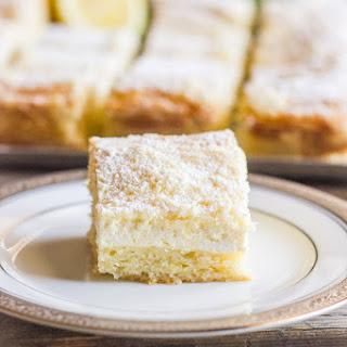 Greek Yogurt Cream Cheese Lemon Coffee Cake.