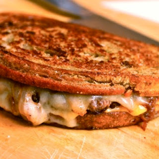 The Ultimate Patty Melt