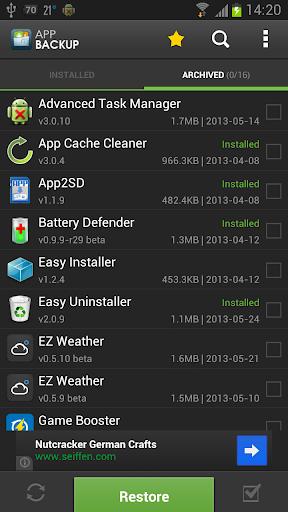 App Backup & Restore 2