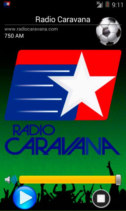 Radio Caravana Ecuador- screenshot