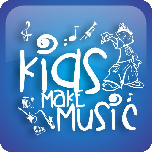 Kids Make Music LOGO-APP點子