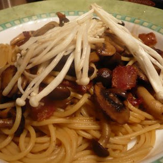 Wafu Spaghetti!.