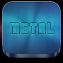 Metal Free(APEX NOVA GO THEME) icon