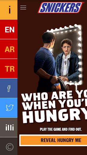 【免費休閒App】WHO ARE YOU WHEN YOU'RE HUNGRY-APP點子