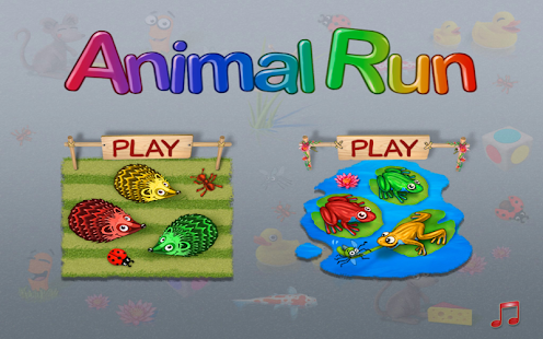 Animal Run - screenshot thumbnail