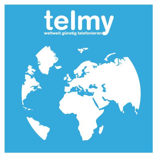 通訊必備App|telmy LOGO-綠色工廠好玩App