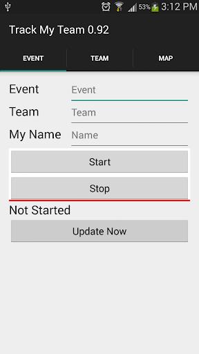 Track My Team