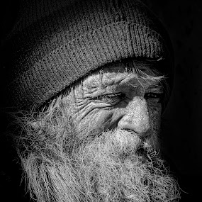 by Clermont Poliquin - People Portraits of Men