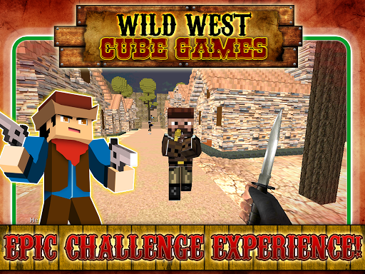 動作必備免費app推薦|Wild West Cube Games線上免付費app下載|3C達人阿輝的APP