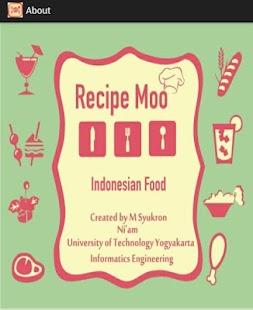 Recipe-Moo 1